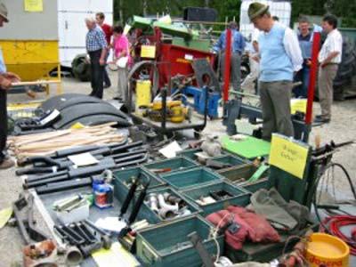 12 Landmaschinenflohmarkt in Velden in Velden  Vils