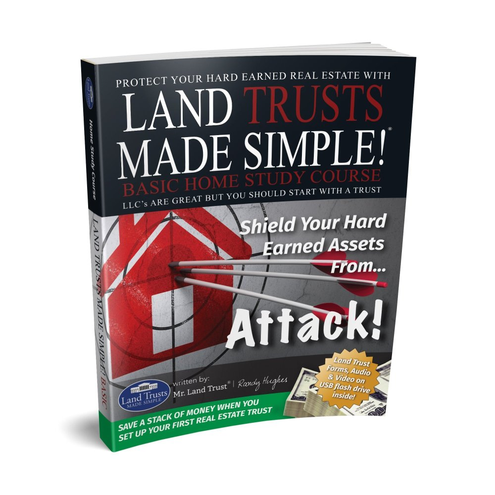 Land Trusts Made Simple Basic Home Study Front Cover