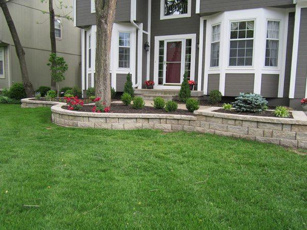 portfolio landscaping company
