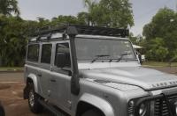 Land Rover Defender 110 - Hannibal Safari Roof Racks