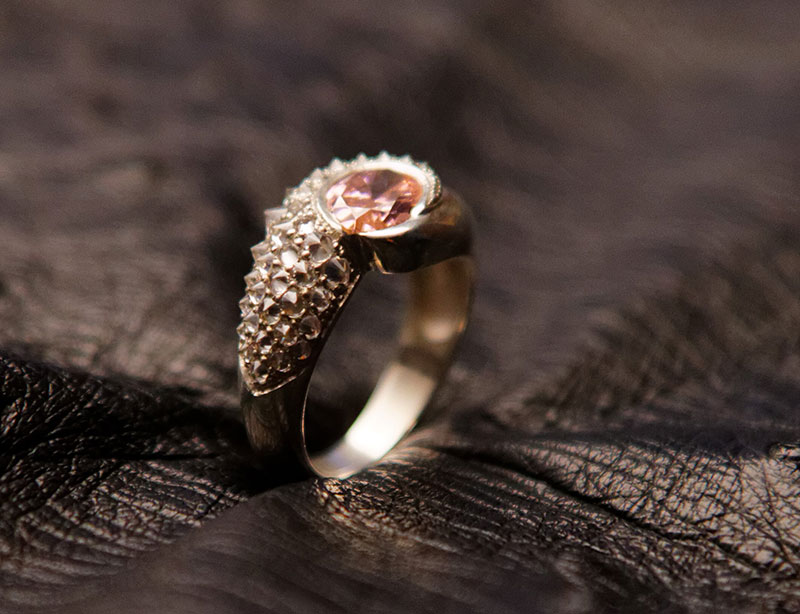 bague-or-blanc-diamants-morganite