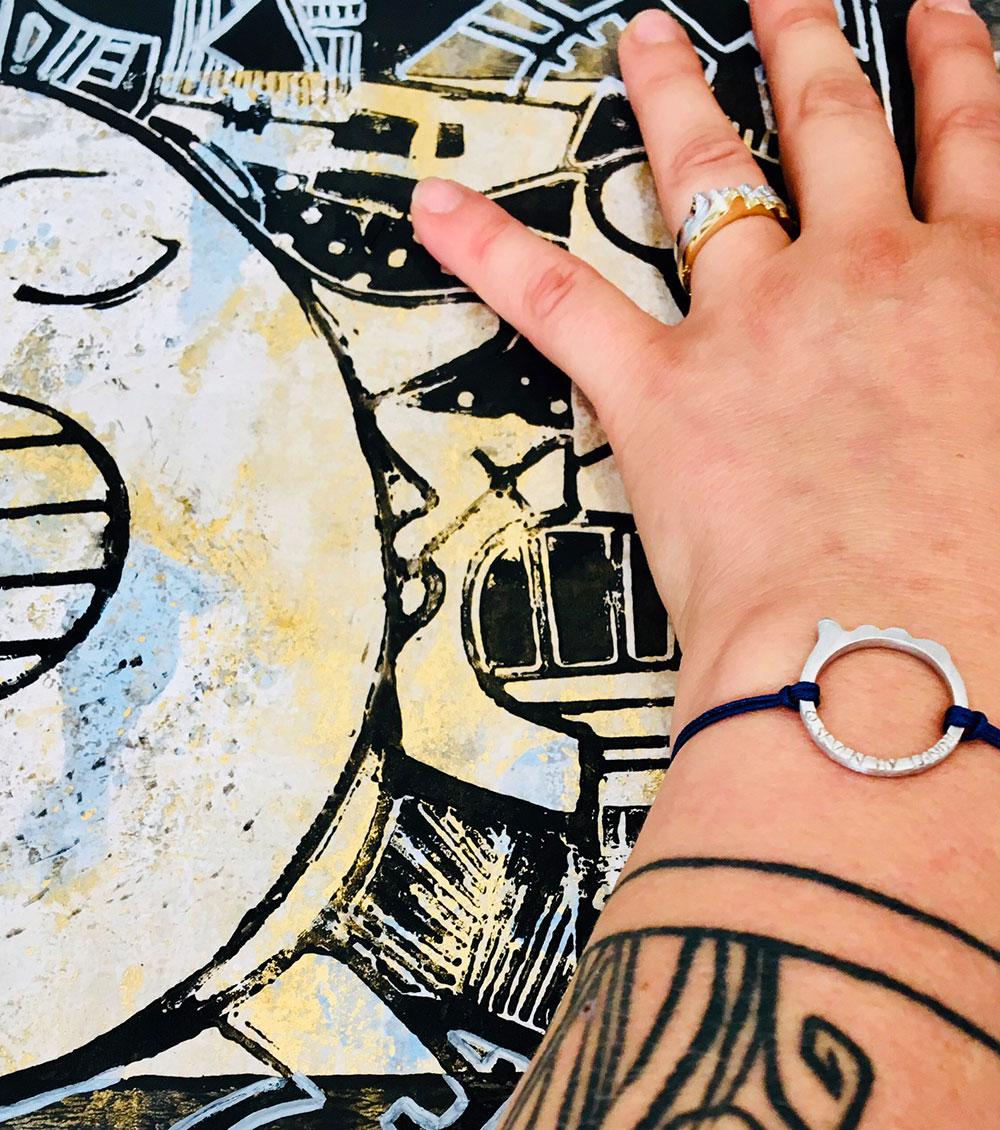 bracelet-bague-Qseven By Landy