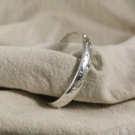 Collection Galaxie Bracelet argent