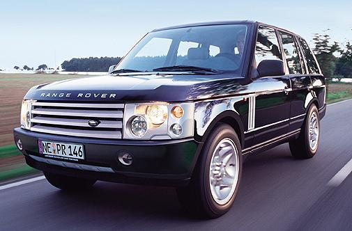 Range Rover nan gagah itu. Full optionnya, Rp 2,4 M saja.