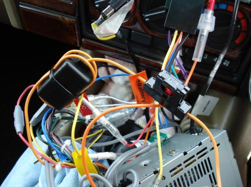 small resolution of disco 1 aftermarket stereo 1223 land rover freelander cd player wiring diagram