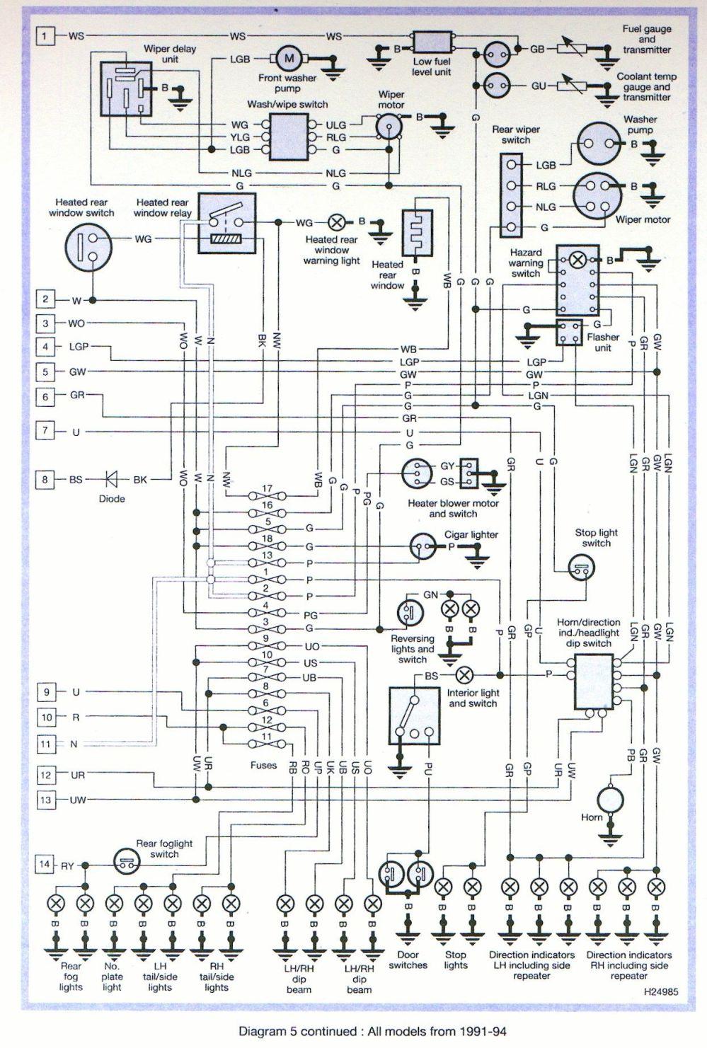 medium resolution of 1994 chrysler lebaron wiring diagram 1994 geo prizm wiring 1995 geo metro fuse box diagram 2001