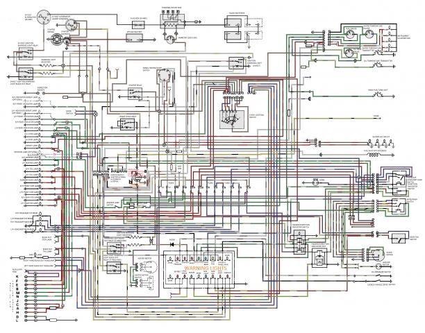 land rover lights wiring diagram