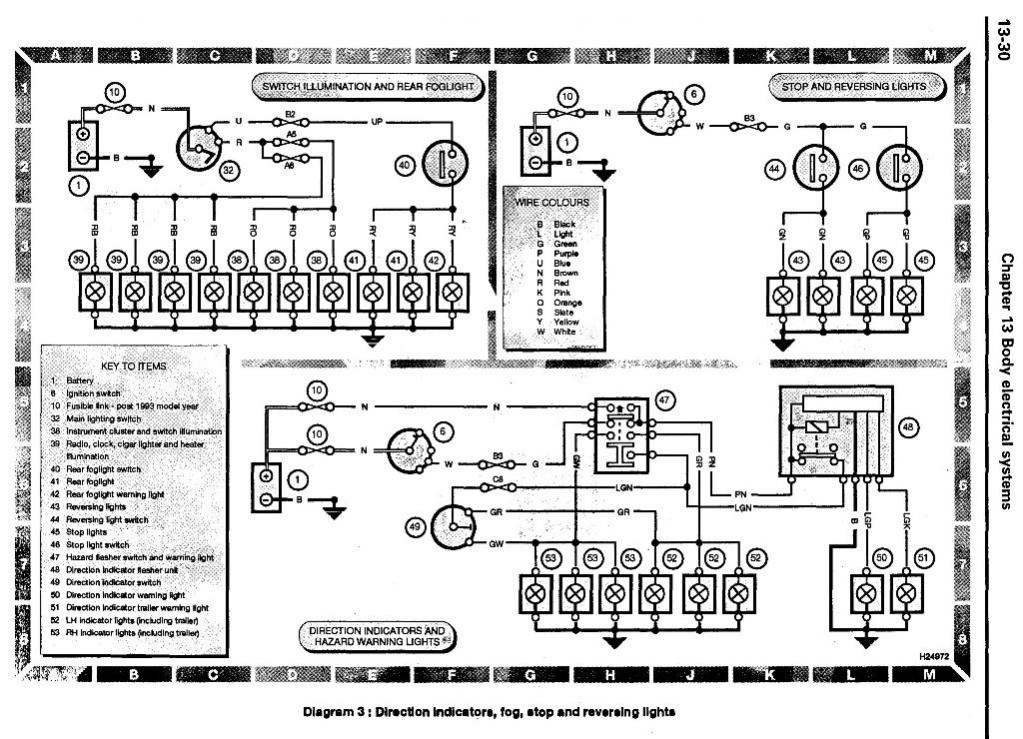 P38 Harman Kardon Wiring Diagram : 32 Wiring Diagram