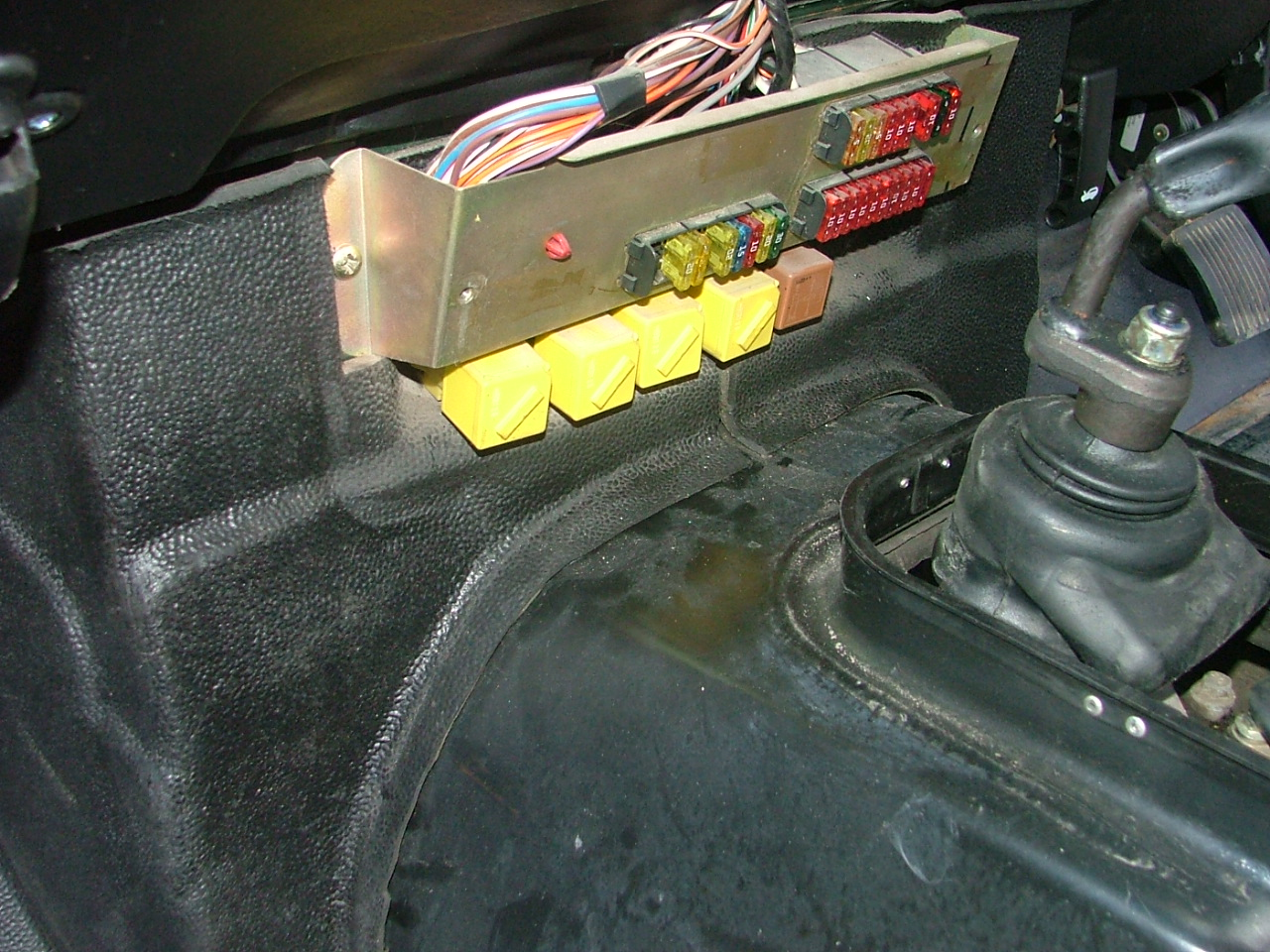 hight resolution of land rover defender td5 fuse box wiring diagrams scematic land rover oil pan land rover td5 fuse box