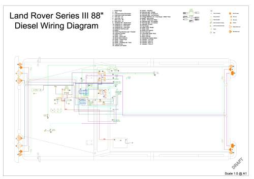 small resolution of land rover series 3 wiring loom diagram 39 wiring