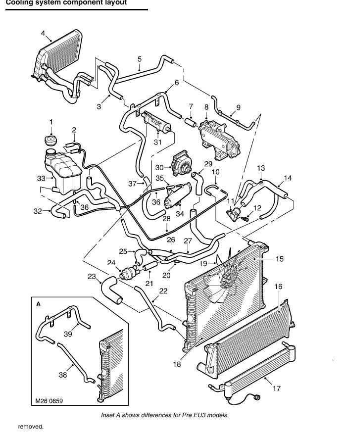 [DIAGRAM] Miata Manual Cooling System Diagram FULL Version