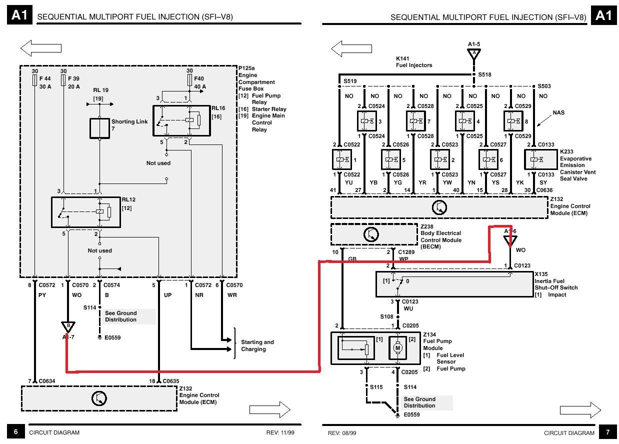 Range Rover Wiring Diagram L322