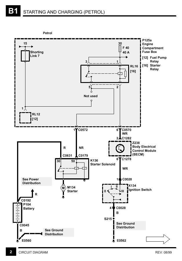 Range Rover P38 Becm Wiring Diagram : 35 Wiring Diagram