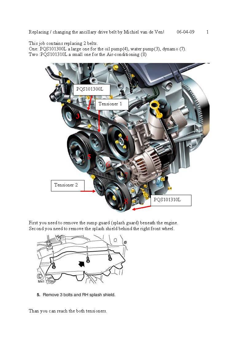 hight resolution of replacing belt pagina 1 jpg