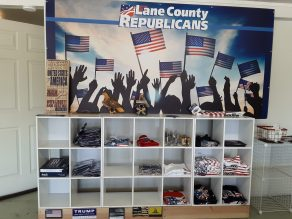 Lane County Republican Party merchandise