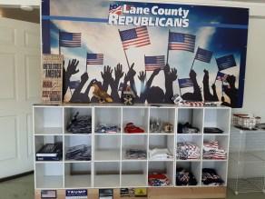 Lane County Republican Party merchandise