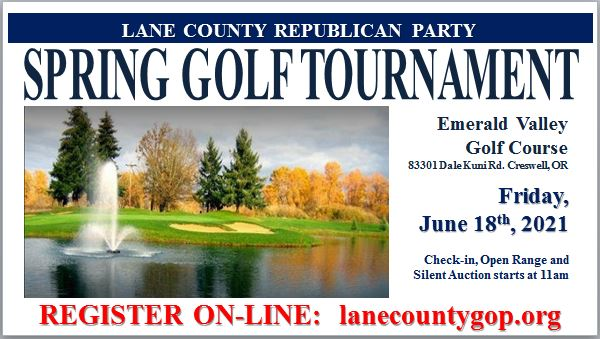 LCRP Spring Golf Tournament and Silent Auction