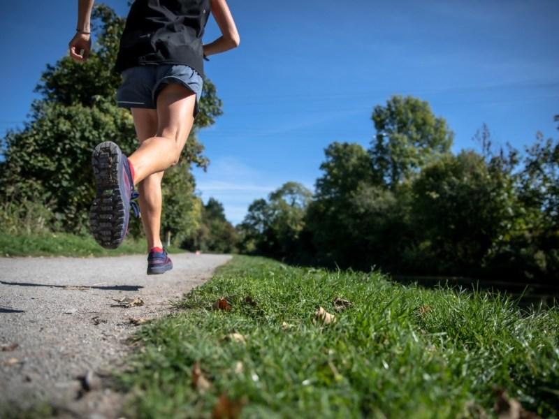 Man-running-legs
