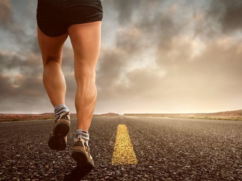 Running-calf