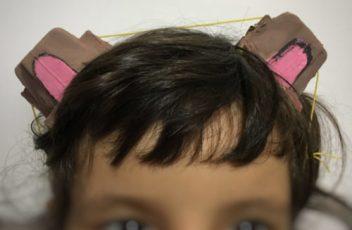 orecchie orsetto