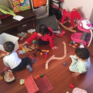 caos in casa