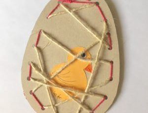 uovo di pasqua alla montessori