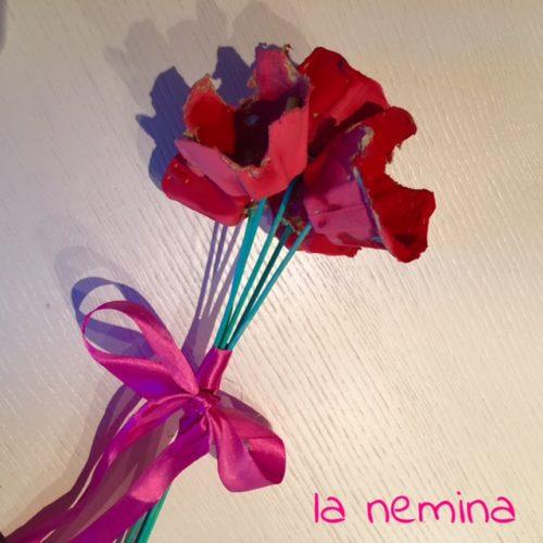 Realizziamo un mazzo di fiori per la Festa della Mamma