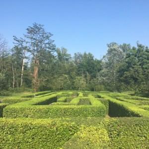 il labirinto al parco della preistoria