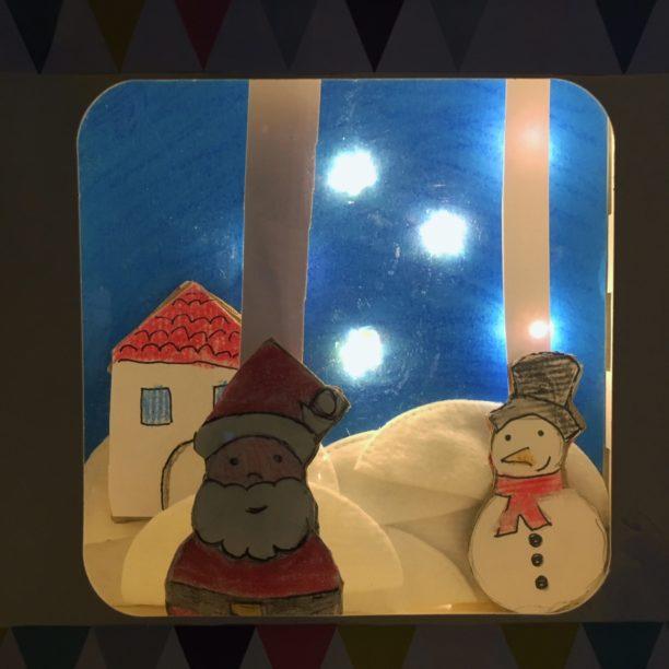 decorazioni natalizie per bambini fai da te