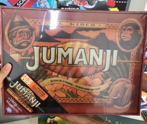 gioco in scatola Jumanji