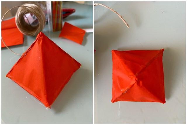 carta velina per paracadute