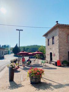 Agribar l'Eroica, Gaiole in Chianti