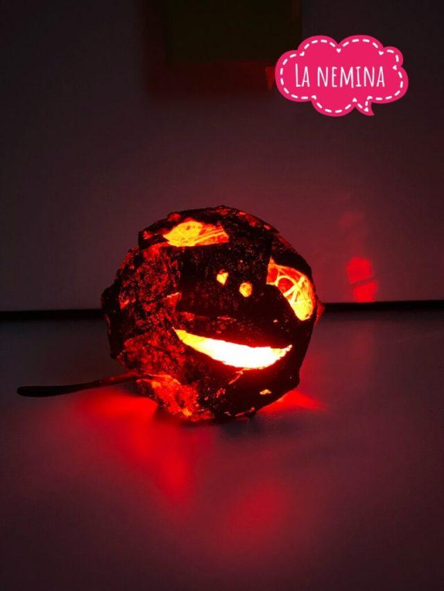 Lanterna halloween