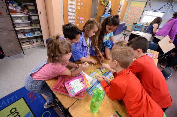 Lanesville Community Schools Small World Class