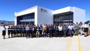 Rafa Moreno Valle Gobernador de Puebla inaugura la Universidad Pedagógica Nacional de Ciudad Serdán.