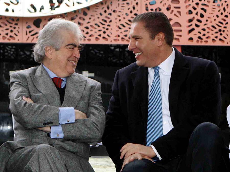 Rafa Moreno Valle: Lamento el fallecimiento de Rafael de Tovar y de Teresa.