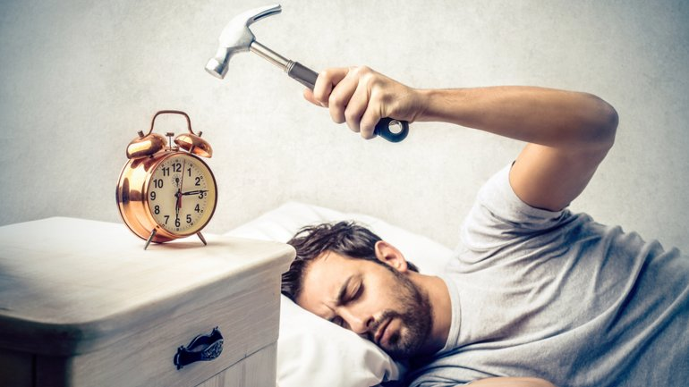 Que hay de los mitos sobre el sueño.