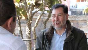 Entrevista con Gerardo Fernández Noroña precandidato presidencial independiente; Hablando Netas