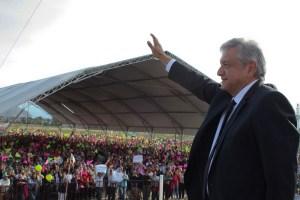 AMLO IRÁ A LA ONU Y LA CIDH PARA DENUNCIAR LAS POLÍTICAS DE TRUMP