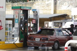 Hoy se define gazolinazo