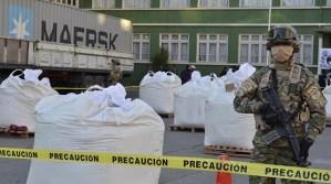 Fuerzas federales aseguran más de 260 kilogramos de droga en Querétaro