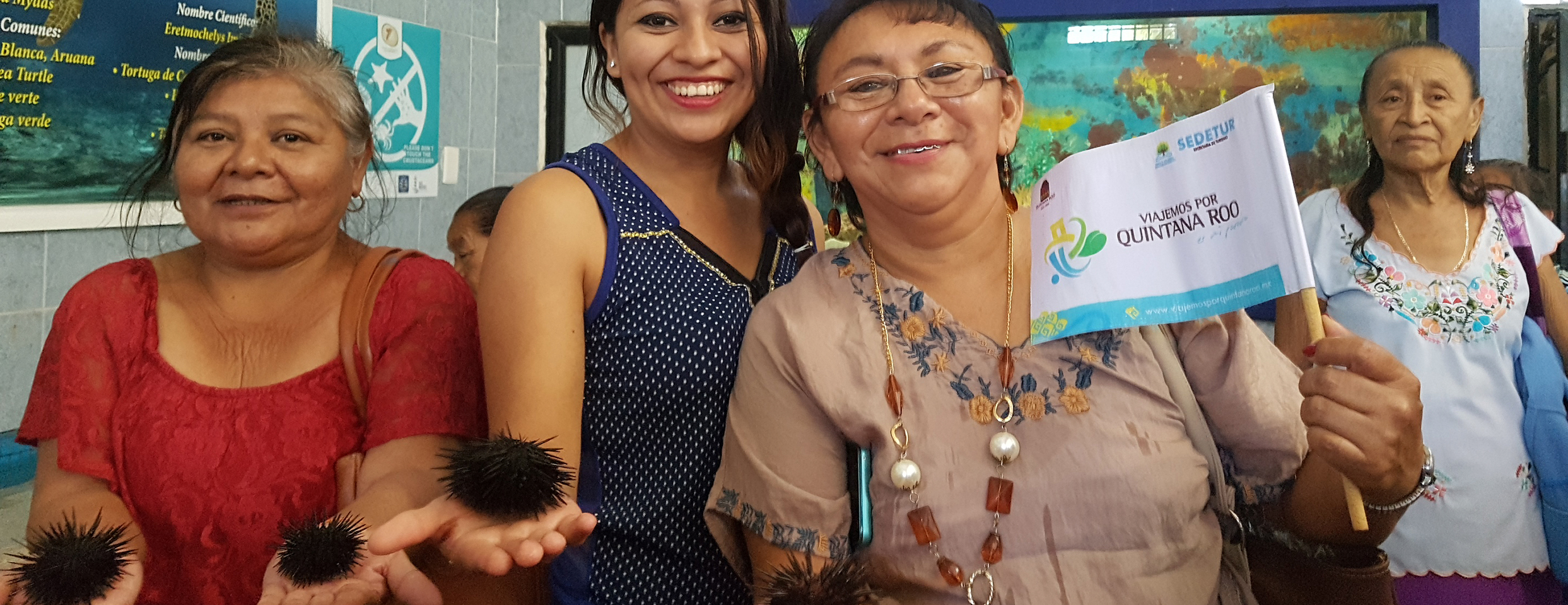 Carlos Joaquín Gobernador de Quintana Roo: Viajemos por Quintana Roo