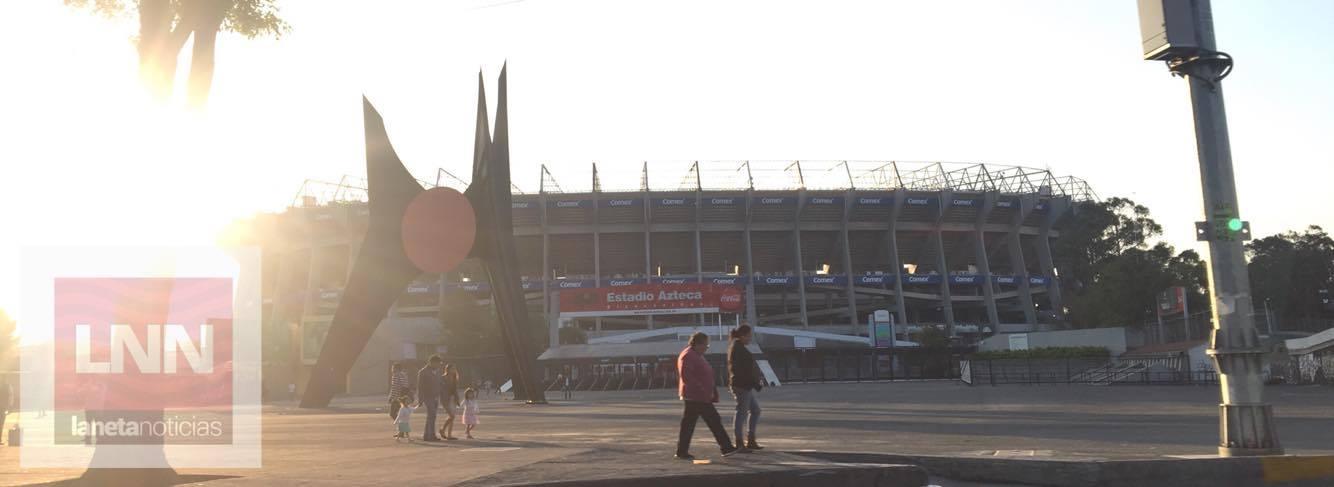 Otro más y la FIFA podría vetar al Azteca
