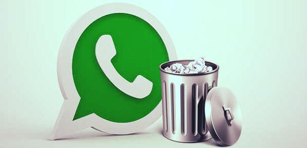 WhatsApp te dará dos minutos para arrepentirte de los mensajes enviados