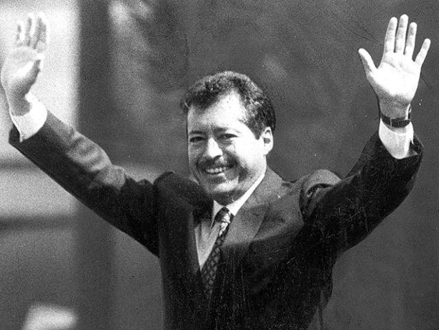 López Obrador se había reunido con Colosio 2 días antes de morir