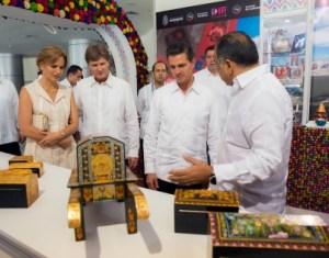 Peña Nieto llama a valorar los logros alcanzados para tener un mejor país