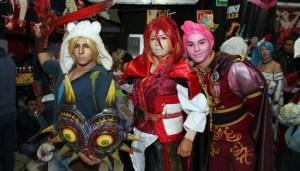 Impartirán talleres de Cosplay en la Conque de Querétaro