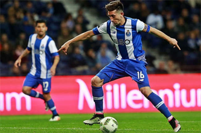 Porto se mide al Feirense con obligación de ganar para aspirar a título de Portugal