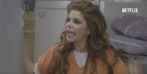 Regresa Soraya para promocionar Orange is the New Black en Netflix (VIDEO)