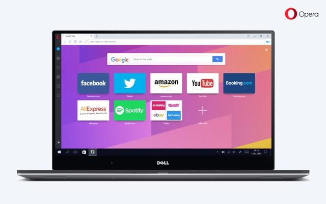 """Opera Reborn"" el navegador que integra a las redes sociales"